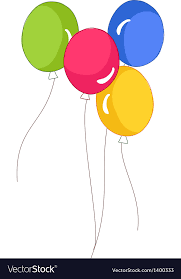 A Floating Balloons