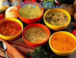 Полезны ли супы для здоровья Правильное питание