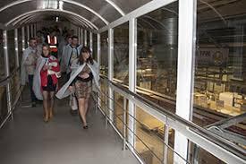Балтика Ярославль поделилась своей практикой промышленного  Экскурсионная галерея
