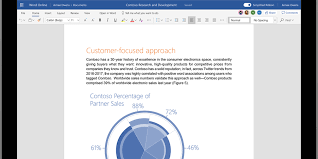 Office 365 Website Design Simple Microsoft Office's New Fluent Design Overhaul Makes It Easier To Use