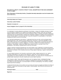 General Waiver Liability Form Liability Waiver Form Form Trakore Document Templates 12