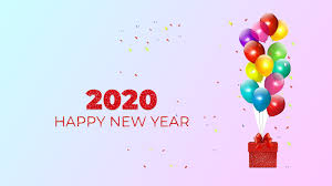 30 Happy New Year Images 2020 Wallpapers Free Download