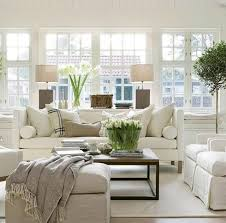cozy coastal cottage style living room with a neutral pallete cozy beach house88 beach