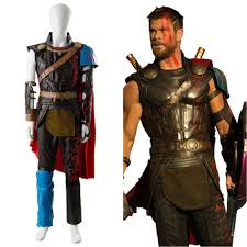 Gladiator Movie Costume Design Us 196 0 20 Off The Avengers Thor 3 Ragnarok Arena Gladiator Cosplay Costume Battle Suit Outfit Full Set In Movie Tv Costumes From Novelty