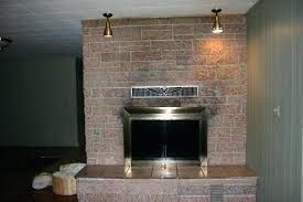 painting over brick black soot on fireplace brick painting brown brick fireplace white