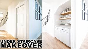 So even tiny kitchens need pantries. Diy Under Staircase Makeover Closet To Pantry Mr Build It