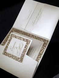 best 25 ivory wedding invitations ideas on pinterest elegant Handmade Wedding Invitations Ideas And Tips custom wedding invitation high end champagne elegant unique beautiful Homemade Wedding Invitations