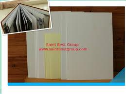 pvc sheet glue hot melt glue pvc for photobook album sheet self adhesive pvc