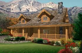 Log Home Floor Plans With Basement  Basements IdeasOpen Log Home Floor Plans