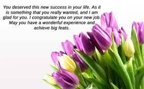 New Job Quotes Mesmerizing Congratulations On New Job Congratulations On Your New Position