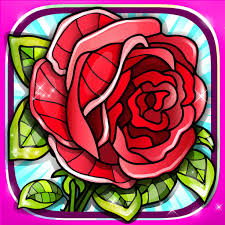 coloring page of a rose amazing flowers coloring pages for with rose mandala by roman