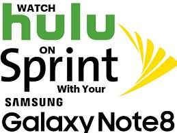 samsung galaxy note logo. unlocking your free hulu account on samsung galaxy note 8 - sprint product ambassadors logo