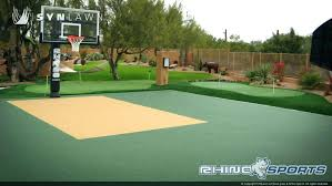 sport court cost. Modren Sport Sports Court Price Basketball Cost How Much Does A Backyard  Throughout Sport Court Cost M