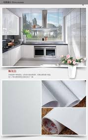 Modern Kitchen Wallpaper Kitchen Vinyl Wallpaper Home Improvement Quality Pvc Self Adhesive