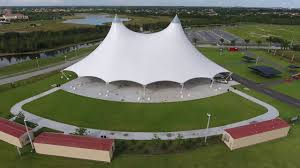 Miramar Regional Amphitheater Drone Fly Through