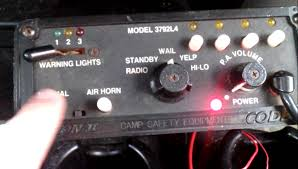 code 3 vcon siren 2015 youtube code 3 model 3672l4 wiring diagram code 3 vcon siren 2015