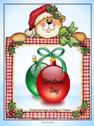Christmas Chart Images Christmas Day Flip Chart Christmas Chart Holiday Crafts