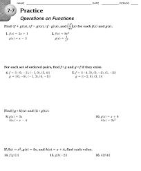 Using the Quadratic formula Worksheet Answers New solving ...