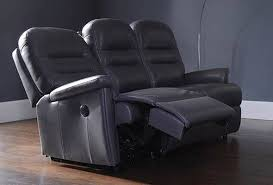 penrith 3 seater powered recliner sofa