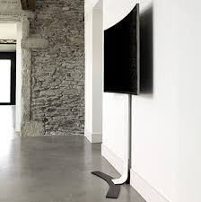 curved tv on wall. Brilliant Curved Intended Curved Tv On Wall U