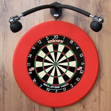 home pro dartboard light surround