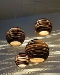 tropical pendant lighting. Great Modern Pendant Lighting Fixtures Set For Our Design: Artistic Recycling Paper Tropical |