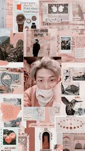 BTS Collage Aesthetic Wallpaper (Page 1 ...