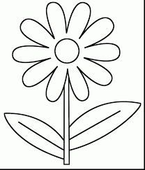 Small Picture Spring Flowers Coloring Pages Flower Coloring Pages Of Coloring