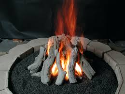 smlf natural gas fireplace logs