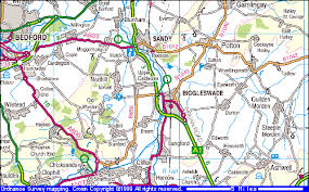 where is sandy in bedfordshire? local map Bedfordshire On Map Bedfordshire On Map #29 bedfordshire on sunday newspaper