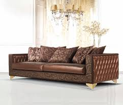 Traditional Sectional Sofas Living Room Furniture Copious Corner Brown Leather 2 Piece Sectional Sofa With Left