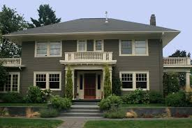 Ext Colonial Colors Interest Green Exterior House Paint Home - Home exterior paint colors photos
