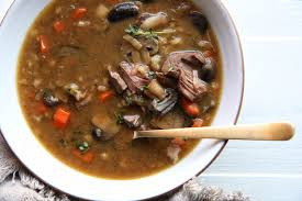 best slow cooker beef barley soup