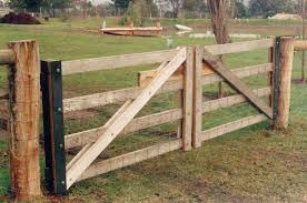 wooden farm fence. Photo 7 Of 9 This Farm Fencing Gate Is Wood With Woven Wire. (superb Wooden Gates # Fence