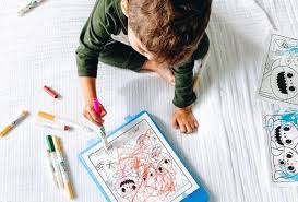 Check out our kids coloring sheets selection for the very best in unique or custom, handmade pieces from our coloring books shops. Free Coloring Pages For Kids To Download Mommypoppins Things To Do In New York City With Kids