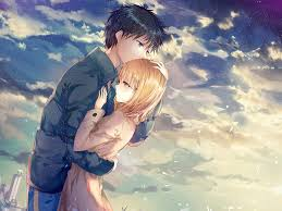 Cute Dark Anime Couple Wallpapers on ...