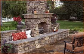 photo 5 of 5 marvelous build outdoor fireplace kit 5 top outdoor wood burning fireplace kits