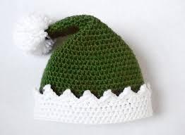 Elf Hat Pattern Cool Little Helper Crochet Elf Hat AllFreeCrochet