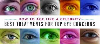 best anti aging eye treatments