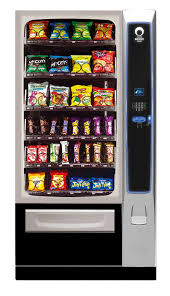 2nd Hand Vending Machine Custom Second Hand Merchant Media 48 Combi Machine With Keypad Package