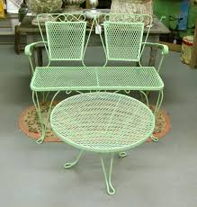 inspirational metal patio chair and best vintage patio furniture ideas on patio antique metal outdoor