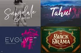 Free Typefaces For Designers The Best Free Fonts For Graphic Designers Creativebooster