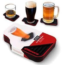 Image Is Loading ARTORI Silicone Coasters Set Cool Beverage Coasters For