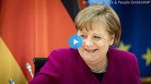 Kijk LIVE naar 5 mei-lezing Angela Merkel