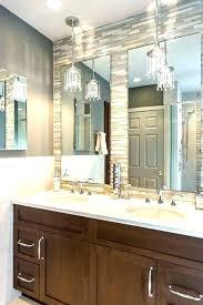 Bathroom pendant lighting Glass Pendant Lighting In Bathroom Bathroom Pendant Lights Pendant Lights Bathroom Crystal Pendant Lights Bathroom Transitional With Pendant Lighting Otherkevinwinfo Pendant Lighting In Bathroom Round Pendant Light Bathroom Best