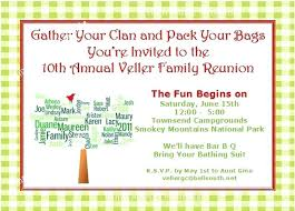 Printable Family Reunion Invitations Family Reunion Invitation Letter Template Askaboutsports Info