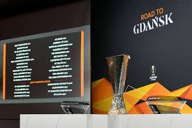 Here are all the details you need to know about the next stage of the competition. Europa League Draw Arsenal Vs Benfica Manchester United Vs Real Sociedad Tottenham Vs Wolfsberger Evening Standard