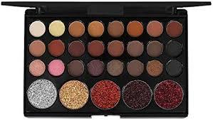 Eyeshadow Makeup Palettes <b>Eyeshadow Palette 29 Color</b> Glitter ...