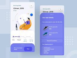 Order Details Ui Design Pin On App Design