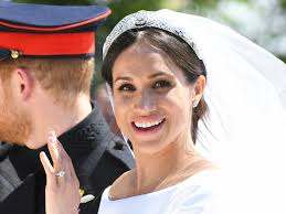 meghan markle s wedding makeup artist breaks down the s she used on her big day